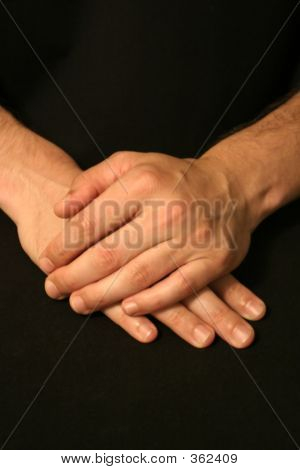 Hands Confident