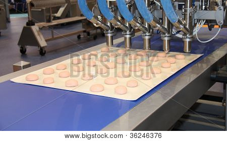 Food Processing Machine.