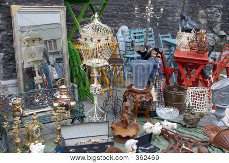 Antique Market Belgium