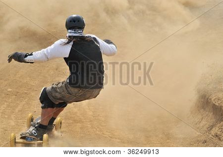 Mountain Boarder
