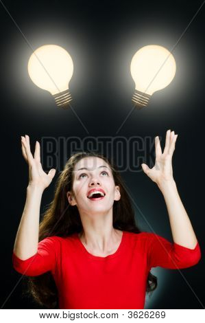 Illuminated Bulb