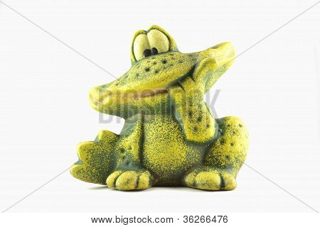 Frog souvenir