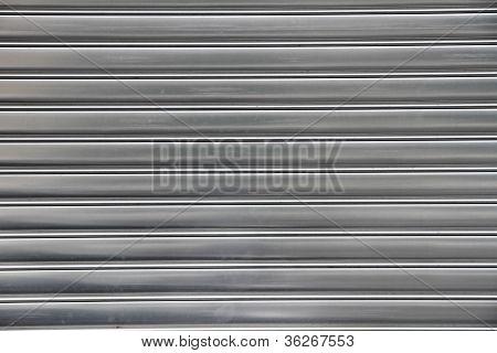 security roller door background