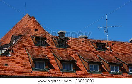 Mansard Roof - Loft Room Windows