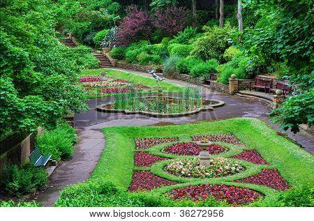Ornament Italian Style Garden