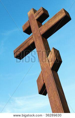 Das Holzkreuz