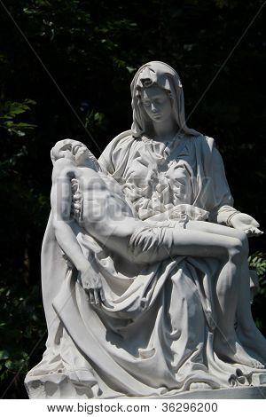 Exploração de Virgem Maria menino Jesus