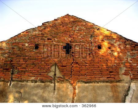 Wall Behind