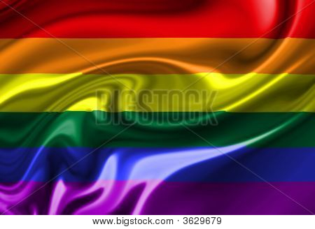 Gay Pride Flag