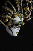 Постер, плакат: Таинственный Венецианские маски