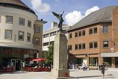 Town Square, Woking, Surrey