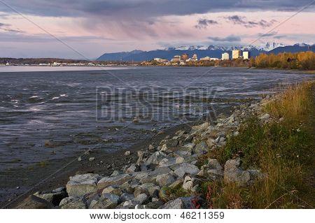 Autumn in Anchorage
