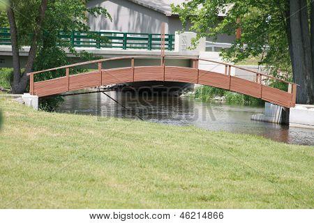 Old Wood Bridge