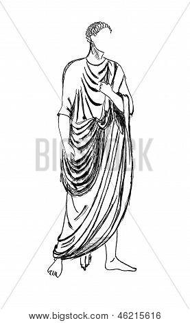 Ancient Roman Emperor