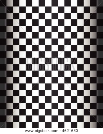 Seamless Checkerboard Background