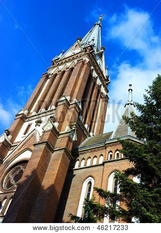 Luterana Igreja de Arad, Romania, Europa