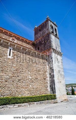 Church Of Santa Maria In Lourinha