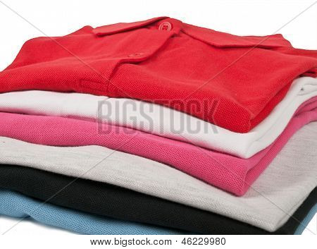 Colorful Polo T-shirts