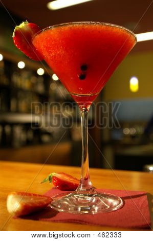 Strawberry Margharita