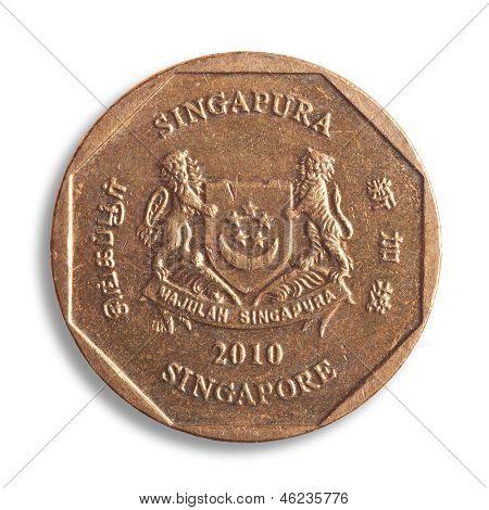 Singapore Dollar.