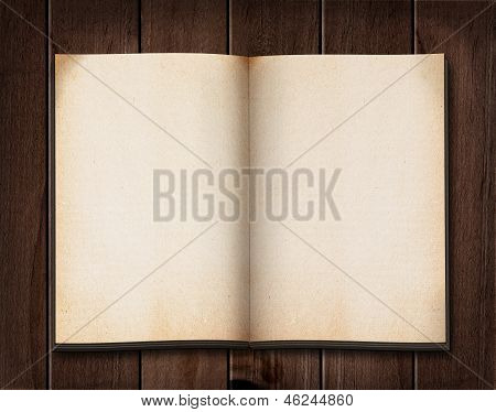 Vintage Book.