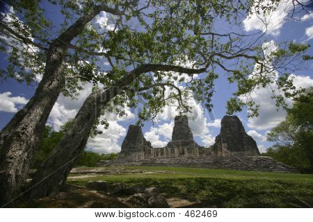 Xpuhil Ruins