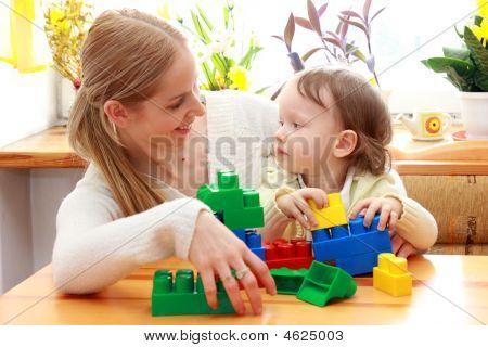 Blocks Playing