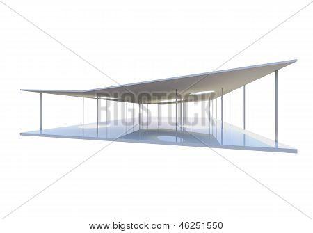 Conceptual Modern Architecture