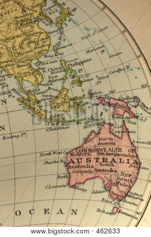 Australia And South East Asia