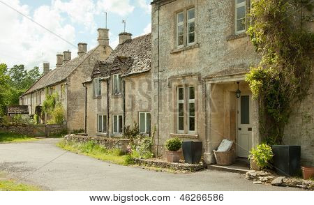 Aldsworth is a village and civil parish in the Cotswold district of Gloucestershire, England, UK.
