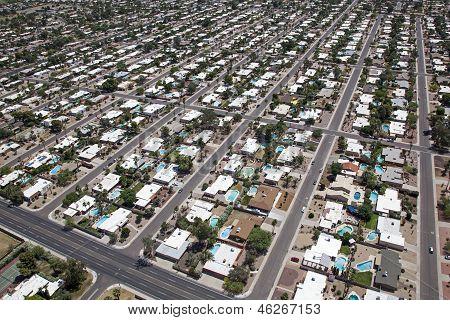 Subúrbio de Scottsdale