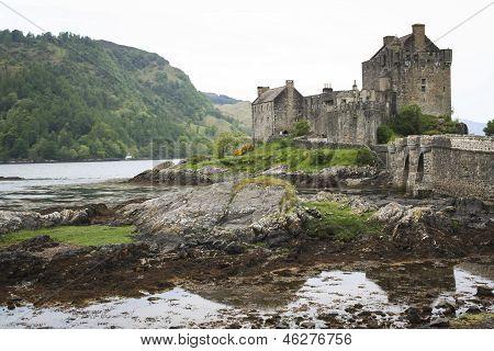 Eilean Donan Castle Highlands da Escócia