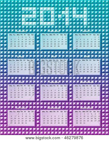 Calendar Prizm