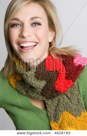 Fall Fashion Lady