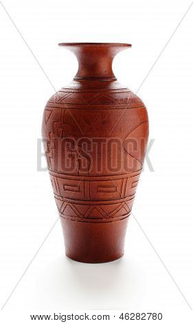 Traditional Clay Jar