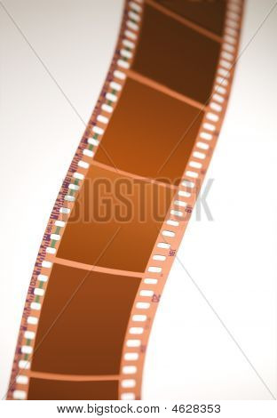Strip Of Film