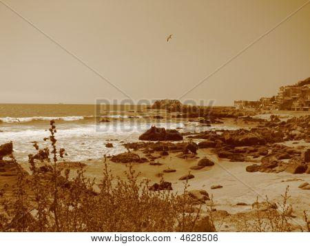 Chile Küste