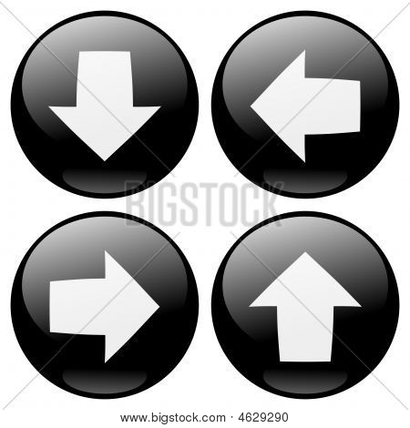 Arrows Buttons