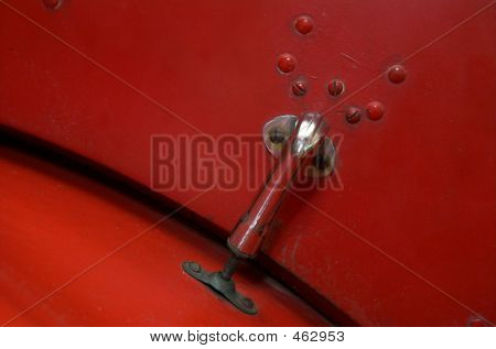 Truck Bonnet Release