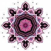 stock photo of lakshmi  - Mandala - JPG
