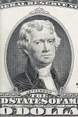Portrait Of Thomas Jefferson Xxl