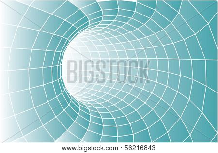 vector tunnel background