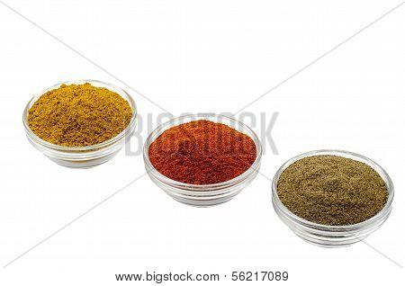 Curry Pepper Parika