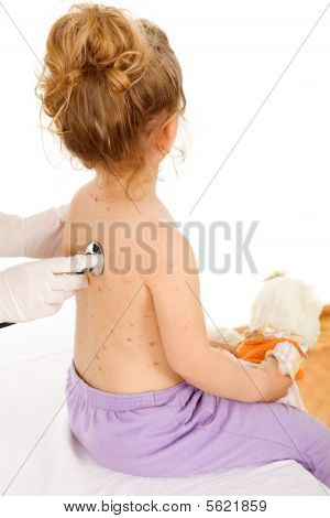 Physical Exam Of A Pimpled Kid
