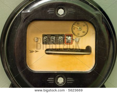 Electricity Supply Meter