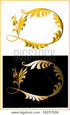 Gold Stalk