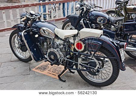 Moto Guzzi Falcone Sport