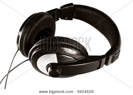 Headphones - Black