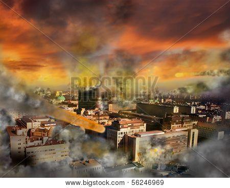 Apocalypse doomsday