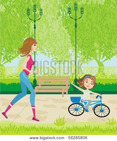 Sport In The Park